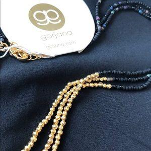 Gorjana Jewelry - gorjana layered bead necklace